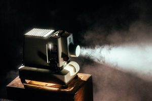 picture of movie projector