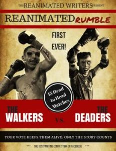 cover of the Reanimated Rumble