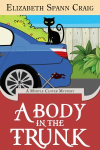 Cover of A Body in the Trunk