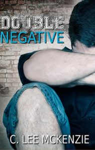cover of Double Negative by C Lee McKenzie