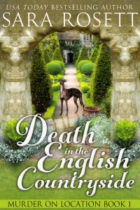 cover of Death in the English Countryside by Sara Rosett
