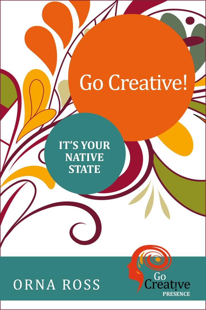 Cover Of Go Creative