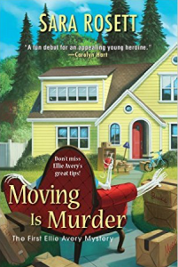 cover of Moving is Murder