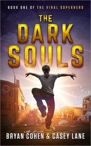 cover of Dark Souls by Bryan Cohen