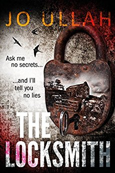 cover of The Locksmith by Jo Ullah