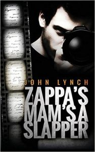 cover of book with title Zappa's Mam's a Slappa