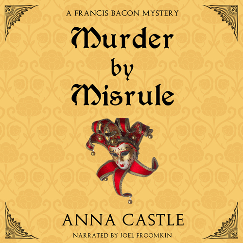 Image Of Audiobook Case For Murder By Misrule