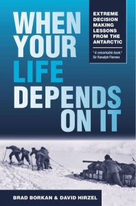 "cover of ""When Your Life Depends on It"""