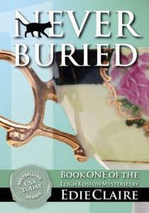 Cover of Never Buried