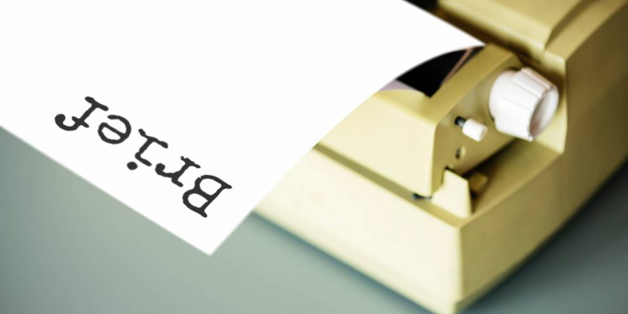 Photo Of Typewriter With Blank Sheet Of Paper Headed