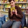 Will with the first book