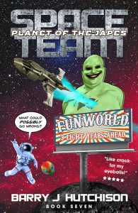 cover of Space Team book 7