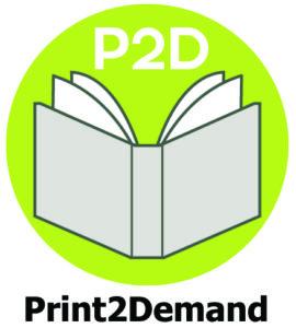 Print2Demand logo
