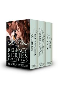image of Regency box set