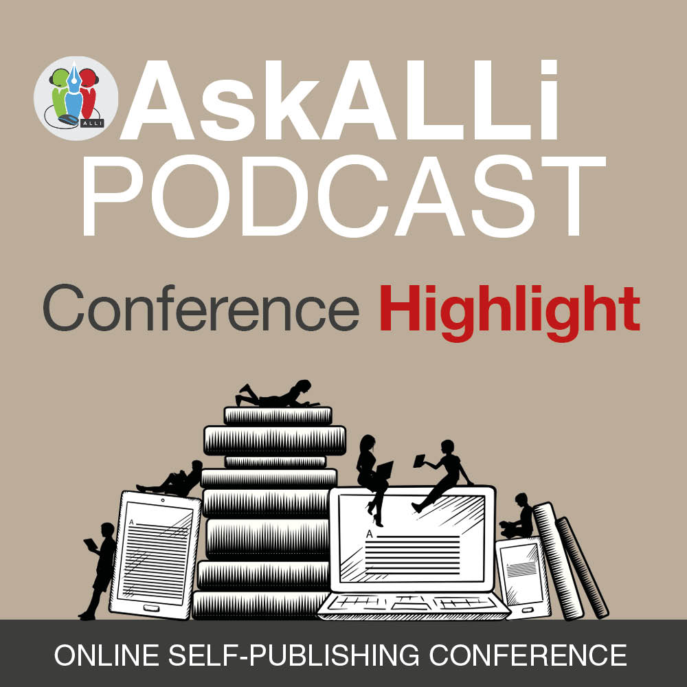 Self-Publishing Advice Conference Highlights: Beating Writers Block With AG Billig