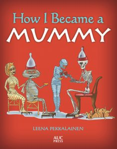 cover of How I Became a Mummy