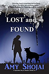cover of Lost and Found by Amy Shojai