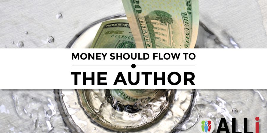 Money Should Flow To The Author