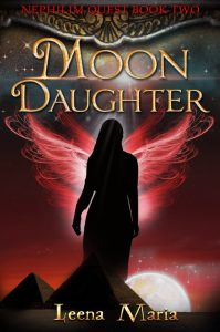 cover of Moon Daughter