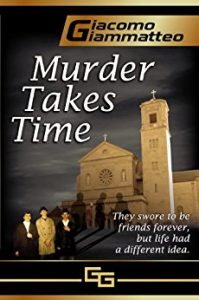 cover of Murder Takes Time