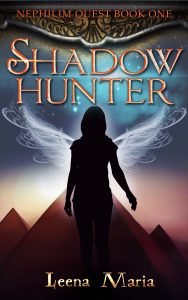 cover of Shadow Hunter