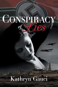 cover of Conspiracy of Lies