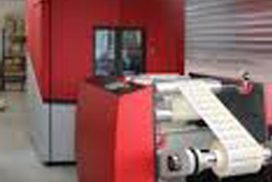 image of print on demand digital printing machine