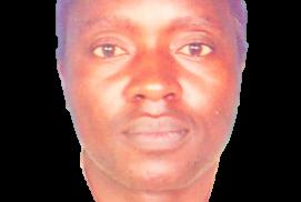 Kenyan author Odiedo Stephen