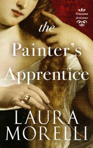cover of The Painter's Apprentice by Laura Morelli
