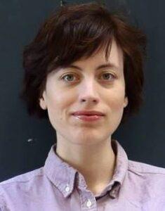 photo of Zsofia Macho of PublishDrive