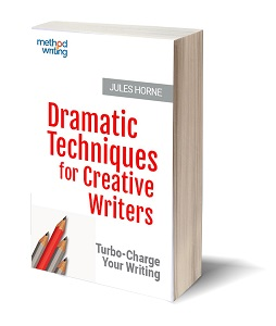 Cover Of Dramatic Techniques For Creative Writers By Jules Horne