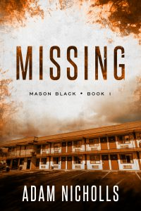 cover of Missing by Adam Nicholls