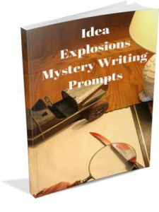 cover of writing prompts book by Richard Lowe
