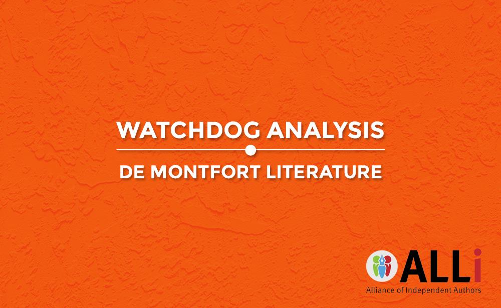 Watchdog Analysis: De Montfort Literature