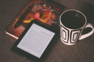 kindle can become a digital clock