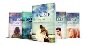 Image of Nordic Heart romance series