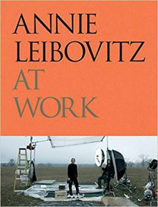 cover of Annie Leibowitz book