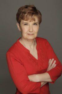 headshot of Wendy H Jones