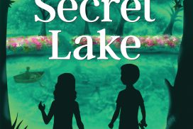 new cover of The Secret Lake by Karen Inglis