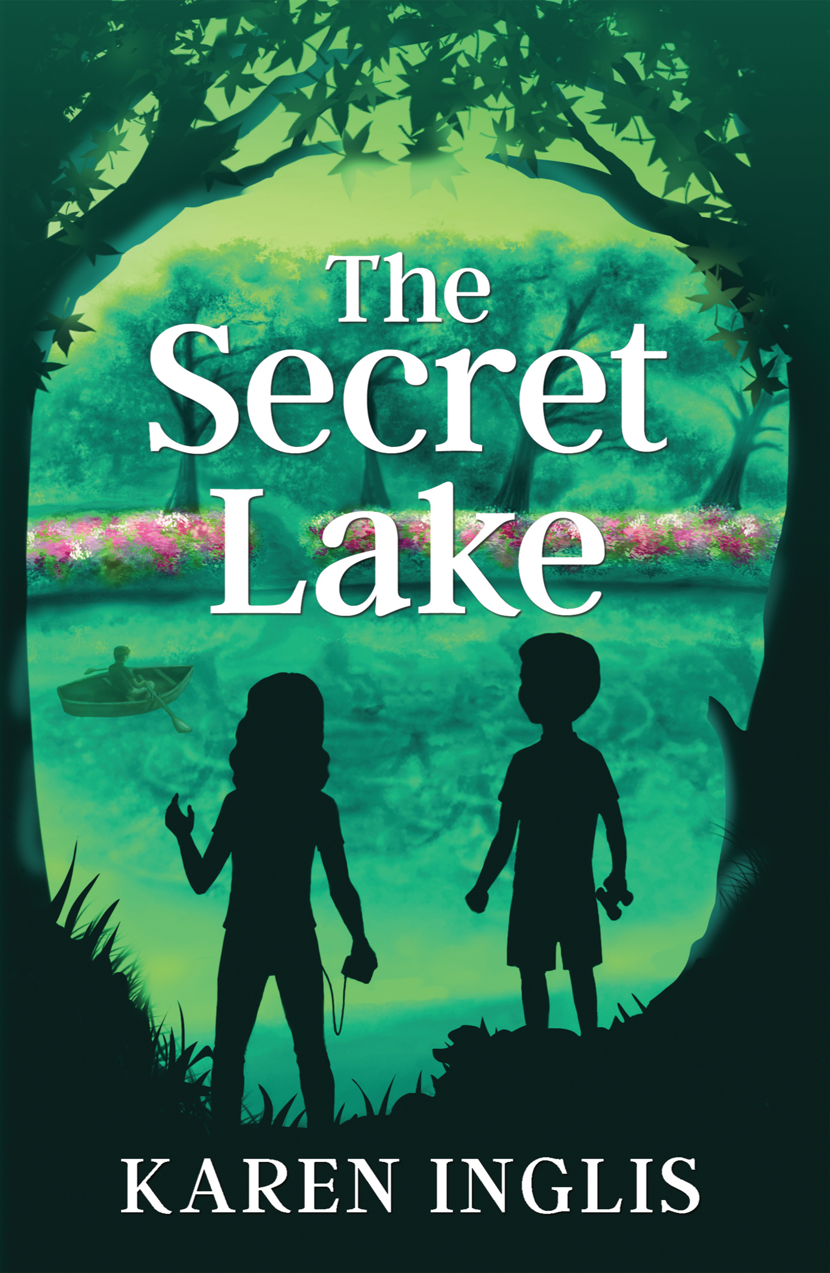 Self-publishing Success Stories: Karen Inglis & The Secret Lake