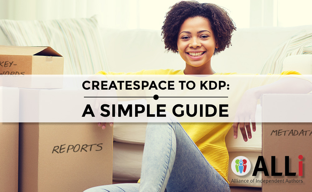 A Guide To Migrating From CreateSpace To KDP