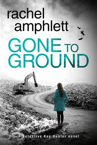 cover of Gone to Ground by Rachel Amphlett