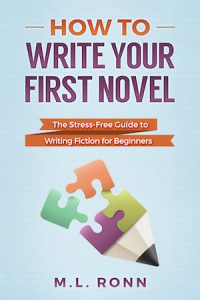 cover of Write Your First Novel