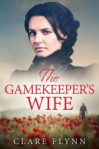 cover of The Gamekeeper's Wife by Clare Flynn