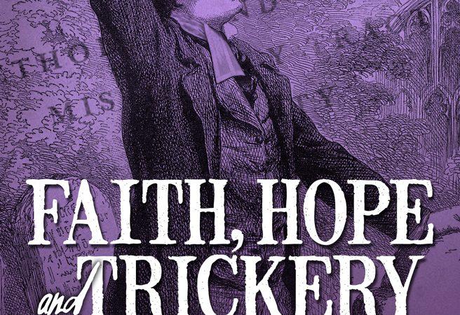 Why I Write What I Write: Historical Financial Crime Novels