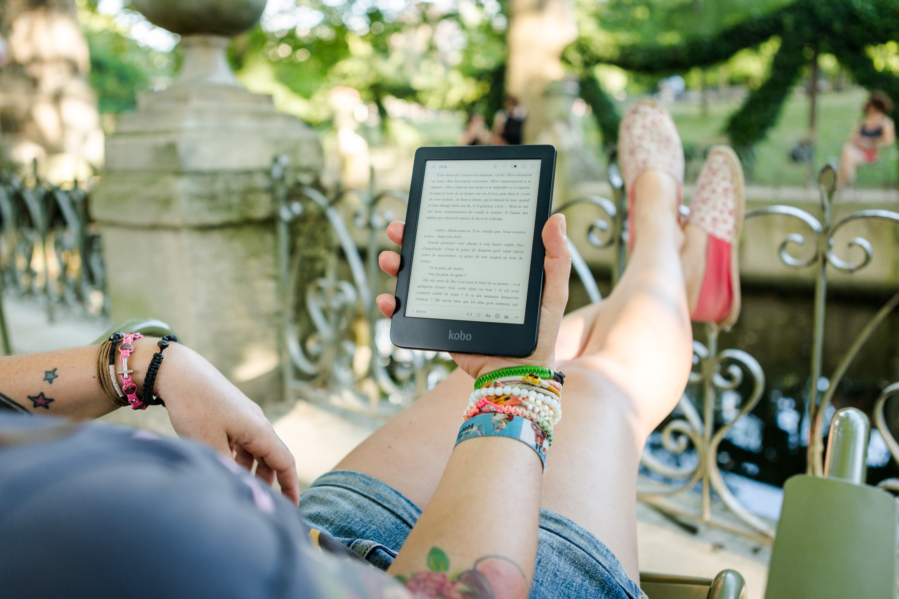 Self-publishing News: A New Business Model For Authors?