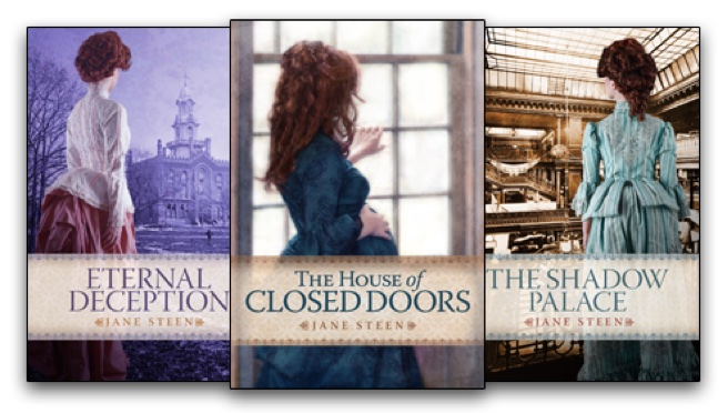 photo of House of Closed Door series by Jane Steen