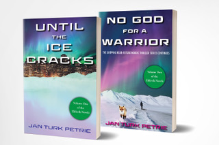 image of covers of Jan Petrie's books