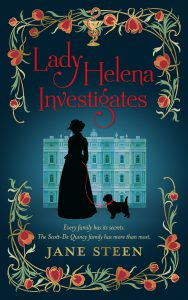 cover of Lady Helena Investigates by Jane Steen