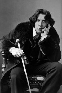 Photo of Oscar Wilde